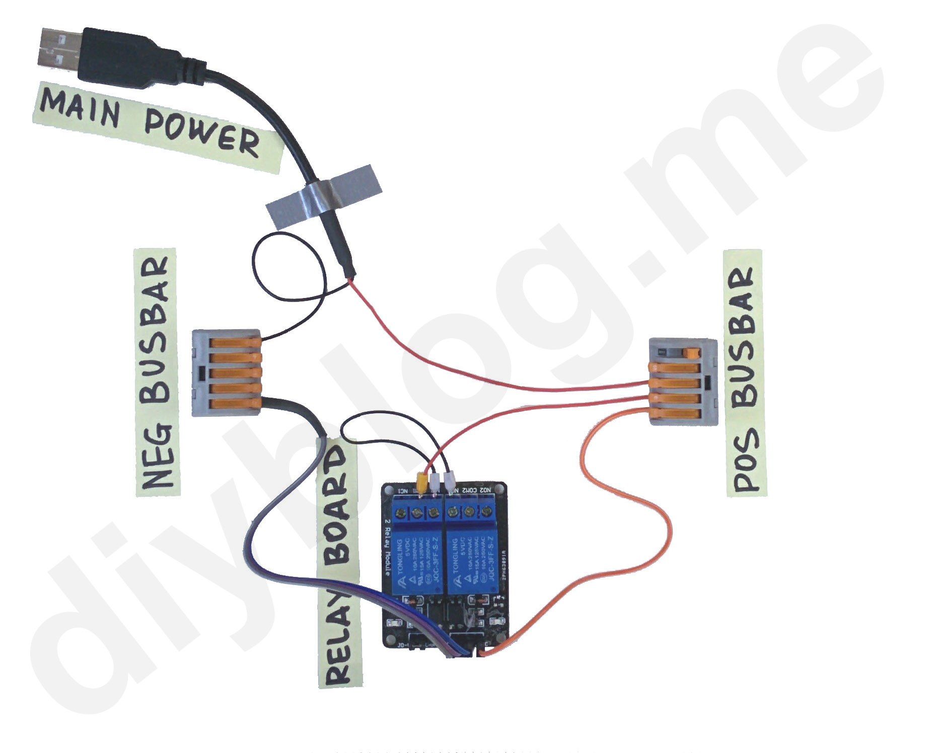 Stupendous Uninterruptible 5V Usb Power Supply Wiring 101 Capemaxxcnl